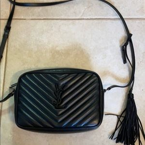Saint Laurent Lou Camera Bag Matelasse